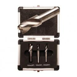 pistehitsaus porasarja 6,5+8+10mm  Tungsten Carbide Steel