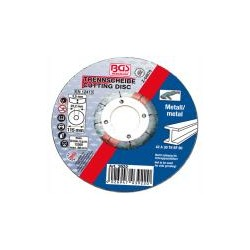 Cutting Disc for Metal 115 x 2.5 mm, Type 42