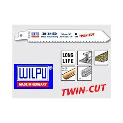 Puukkosahanterä  Twincut 225mm  10-14 T
