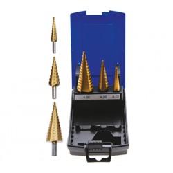Askelporasarja Tin 3-osainen  4-30 mm