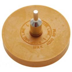 Toffeelaikka 90 x12x 6mm Foil Eraser